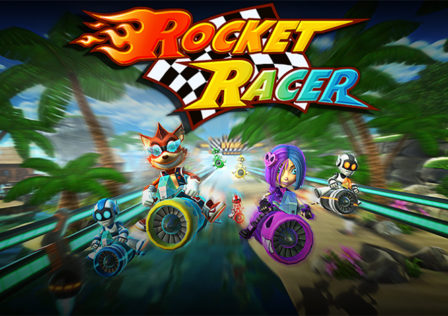 Rocket-Racer-Android-Game