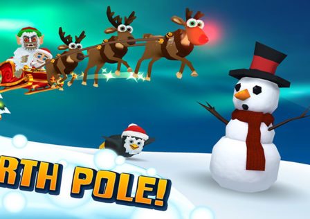 Ski-Safari-2-Christmas-Update-Android