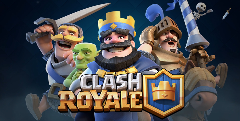 Clash Royale Clash Nights Android