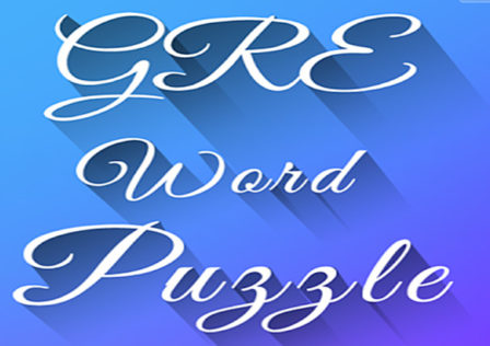 GRE-Word-Puzzle-Android-Game