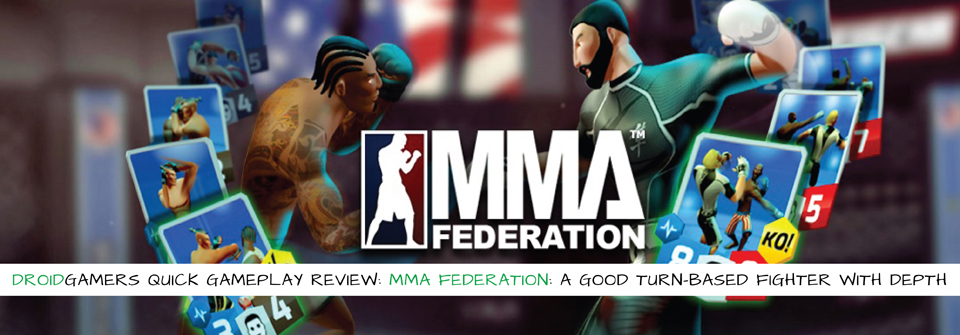 MMA-Federation-Game