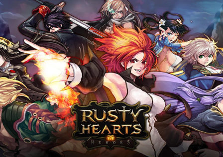 RustyHearts-Heroes-Android-Game
