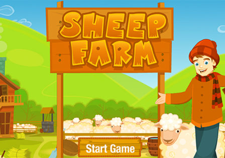 Sheep-Farm-Android-Game
