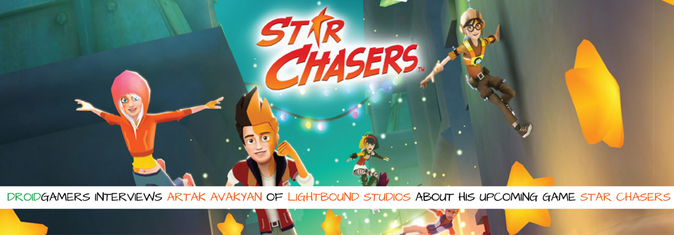 Star-Chasers-Game