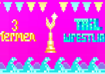 Tail-Wrestling-Android-Game