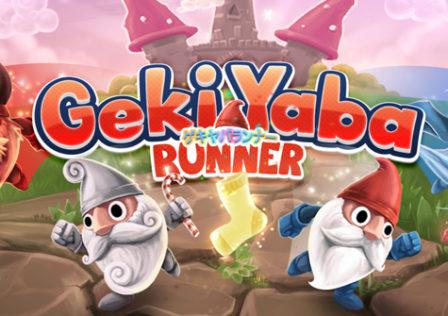Geki-Yaba-Runner-Game