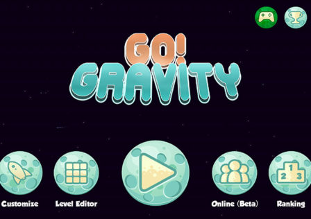 Go-Gravity-Android-Game