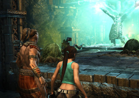 Lara-Croft-and-the-Guardian-Android-Shield-Game