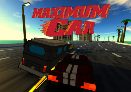 Maximum-Car-Android-Game