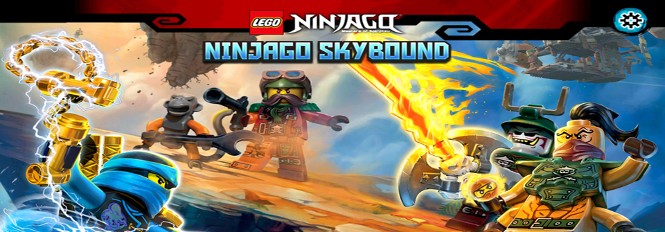 Ninjago-Skybound-Game
