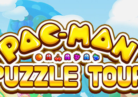 Pac-Man-Puzzle-Tour-Android-Game