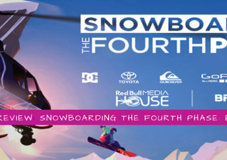 Snowboarding-The-Fourth-Phase-Game