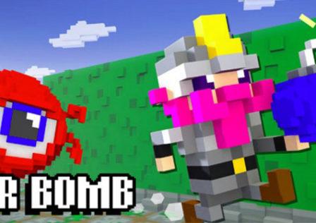 Hammer-Bomb-Game