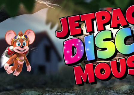 Jetpack-Disco-Mouse-Android-Game