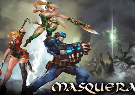 Masquerade-Android-Game-Closed-Beta