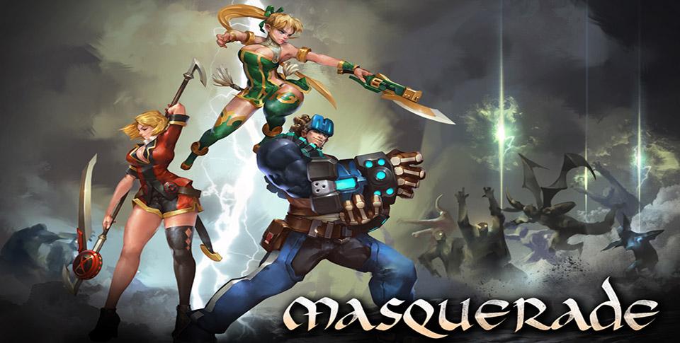Masquerade-Android-Game-Closed-Beta