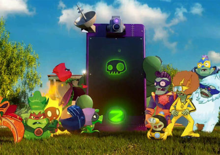 Plants-vs-Zombies-Heroes-Android-Game