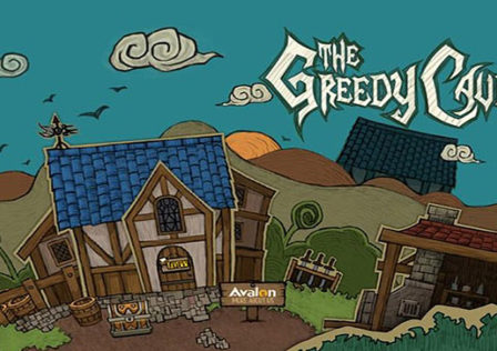 The-Greedy-Cave-Android-Game