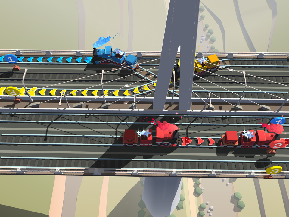 amazing trains update game released train conductor world by the voxel agents