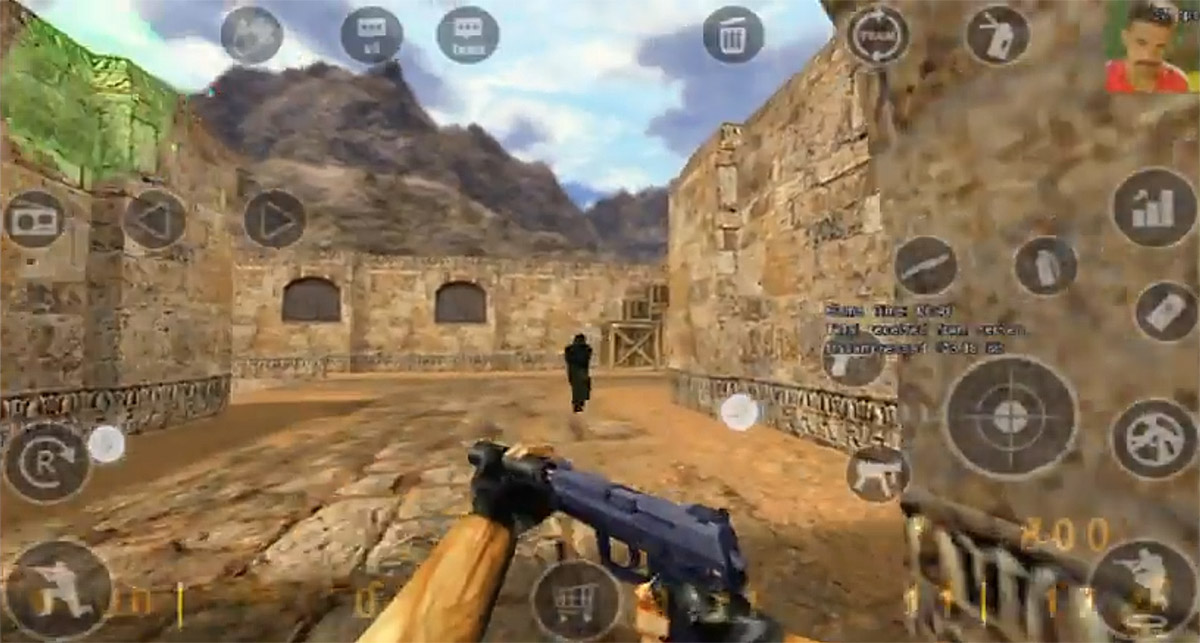 Counter-Strike 1 6 can now be played on your Android device