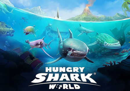 Hungry-Sharks-World-Android-Game