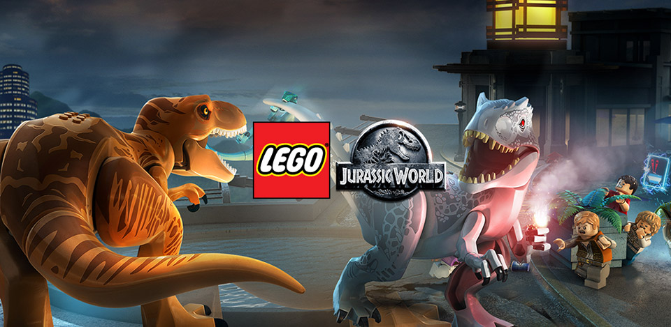 LEGO Jurassic World brings vicious blocky dinosaurs to the ...