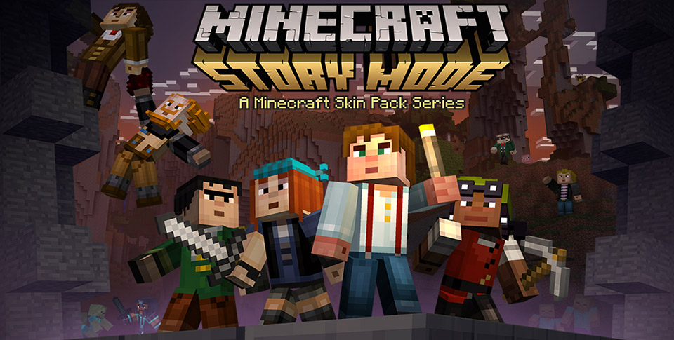 minecraft story mode episode 1 download free pc