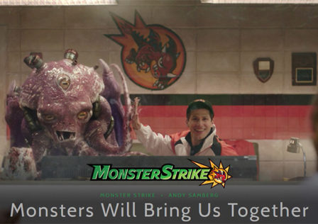 Monster-Strike-Andy-Samberg-Videos