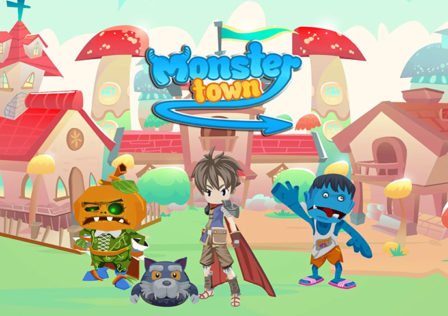 Monster-Town-Android-Game