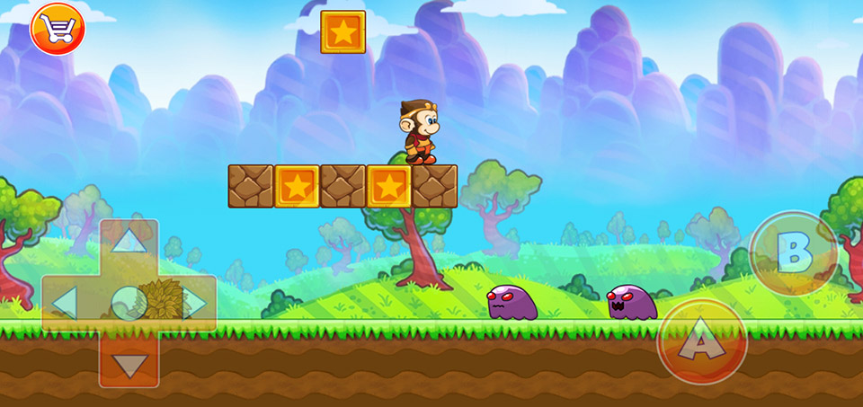 Oliver-World-Adventure-Android-Game