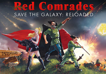 Red-Comrades-STG-Android-Game