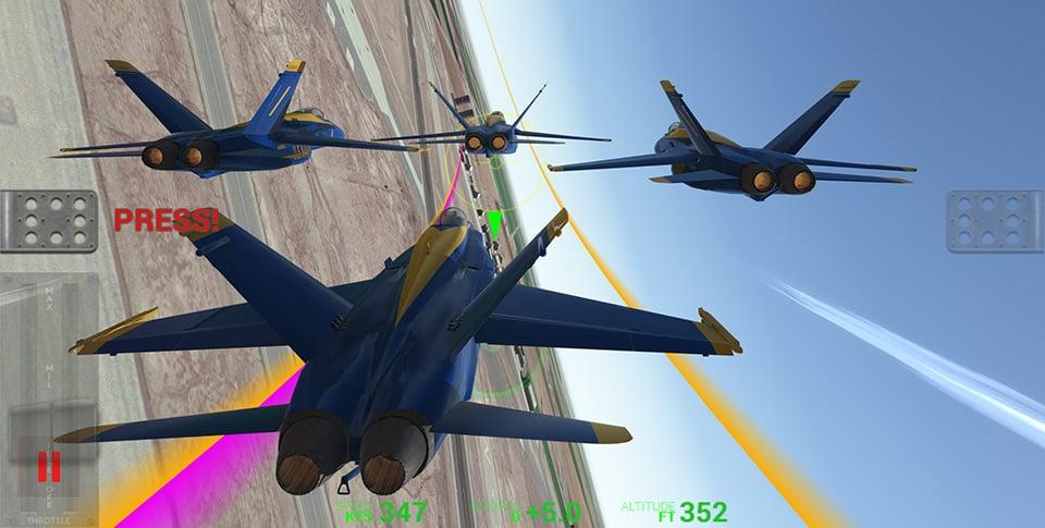 Blue-Angels-Aerobatic-Sim-Android-Game