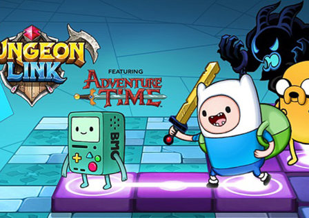 Dungeon-Link-Adventure-Time-Android-Update