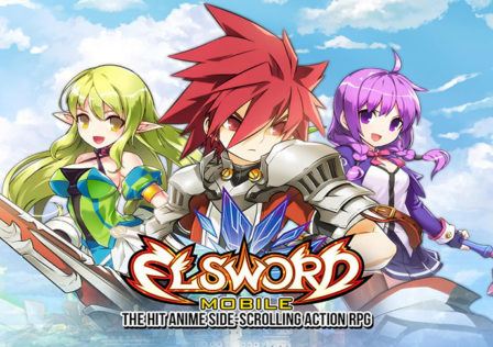 Elsword-Evolution-Android-Game