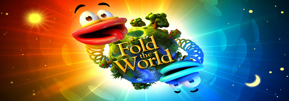 Fold-the-World-Game