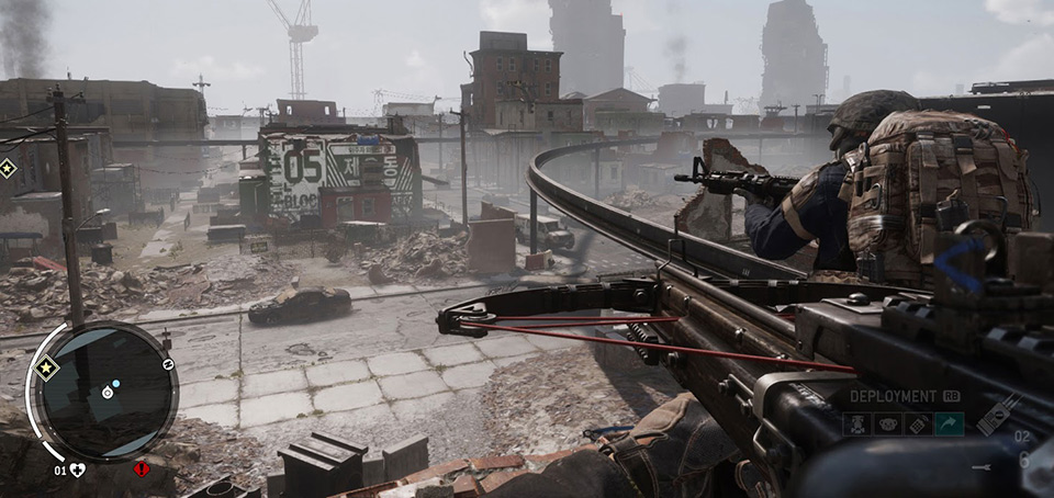 Homefront-2-Shield-Android-Game