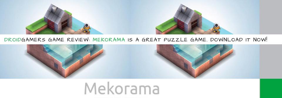 Mekorama-Game