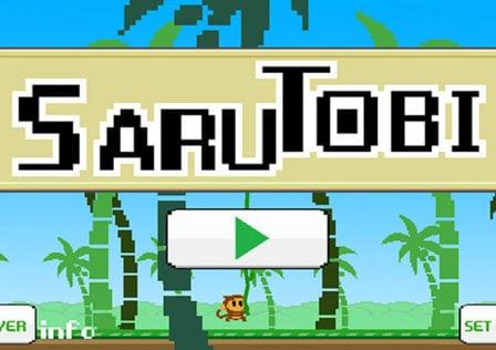 SaruTobi-Android-Game