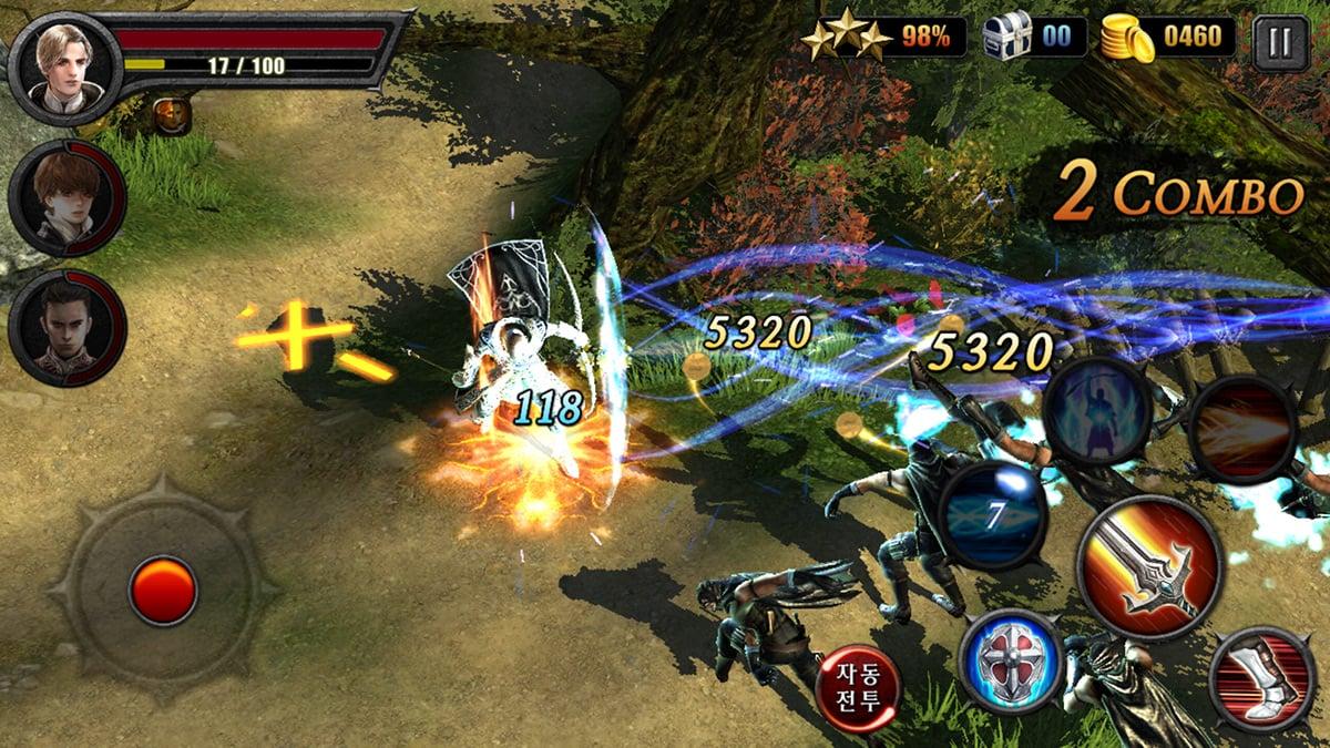 Mobile Dragon Games