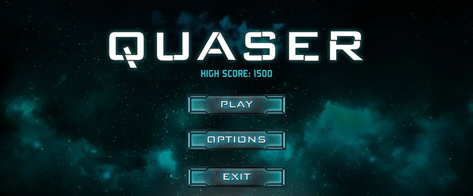 Outer Space Survival Game Quaser Is Being Retold In Quaser One