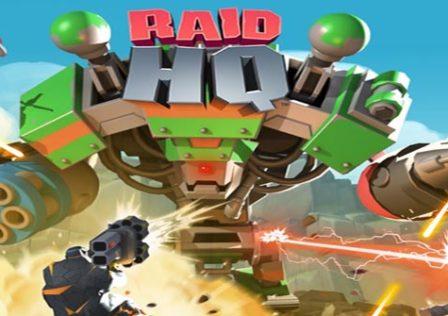 Raid-HQ-Game