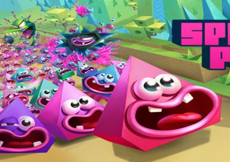 Splash-Pop-Game