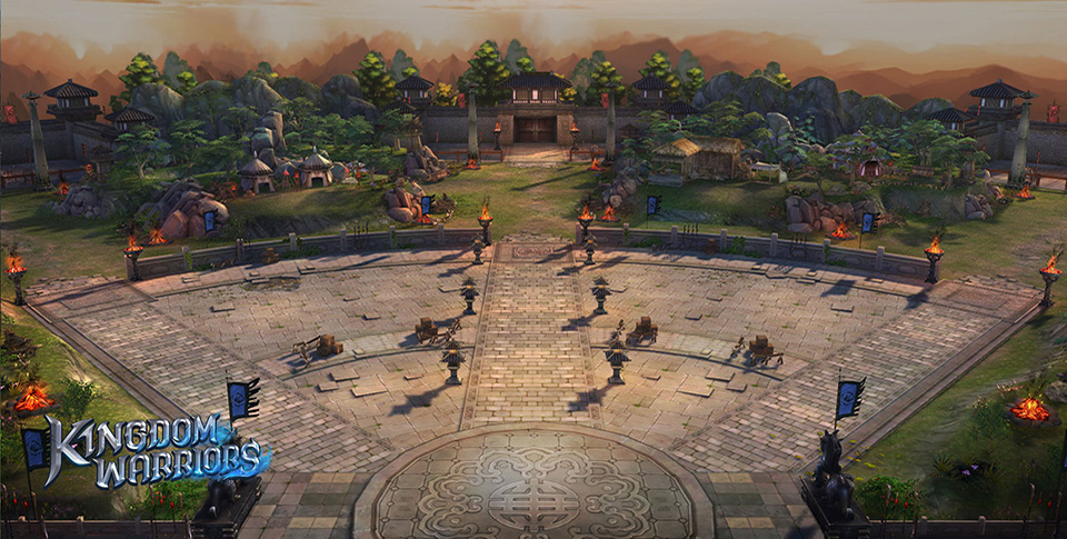 Kingdom-Warriors-Android-Game-Live