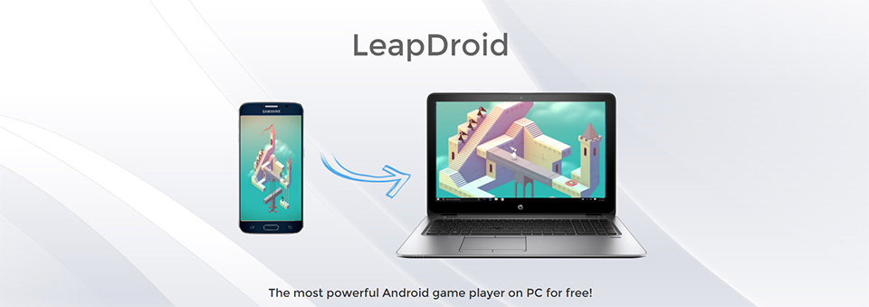 LeapDroid-Android-Emulator