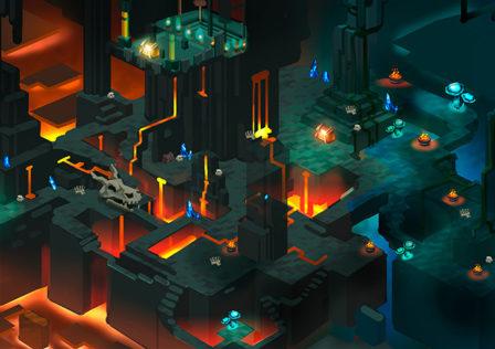 Pixel-Wars-CubeMatrix-Android-Game