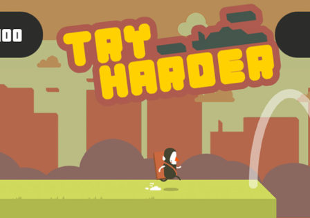 Try-Harder-Android-Game