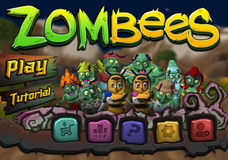 Zombees-Android-Game