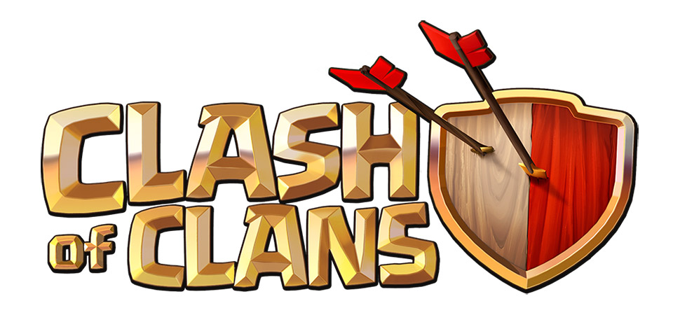 Clash-of-Clans-Android-Game-Logo