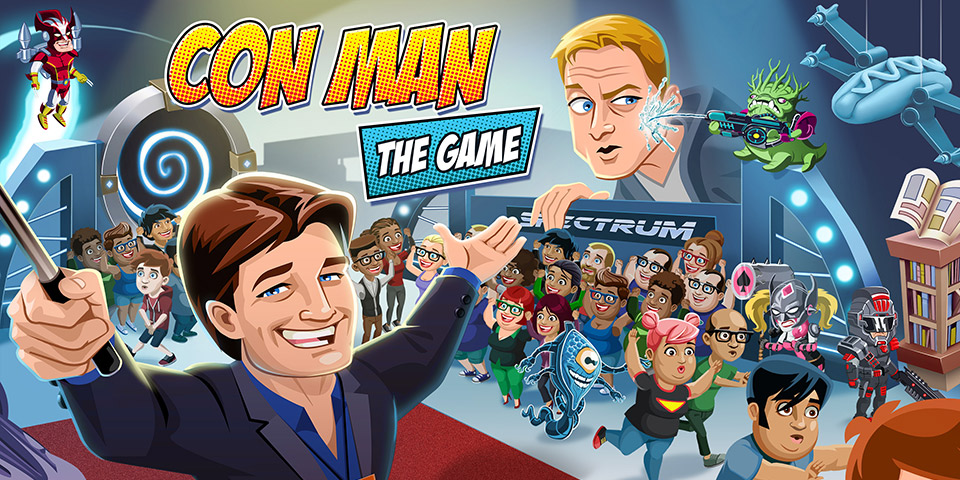 Con-Man-Android-Game