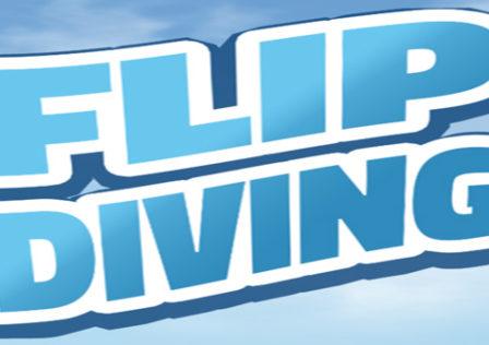 Flip-Diving-Game